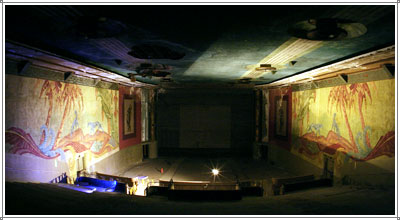 Lorenzo Theatre Inside